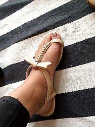Feet, Shoes, Teen feet, Babes, Amateur feet