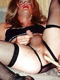 Sissy, Toy, Stocking sex