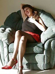 Mature stockings, Nylon, Nylons, Ladies, Mature nylon, Vintage mature