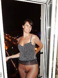 Hotel, Window, Freaky