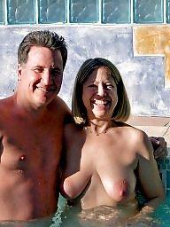 Nudist, Nudists, Mature big boobs