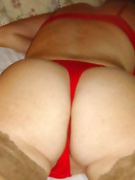 Amateur milf, Red, Amateur mature
