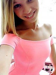 Blonde teen, Blond amateur