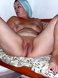 Mom, Bbw mom, Chubby, Mature spreading, Spread, Spreading