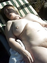 Garden, Neighbor, Mature naked, Naked