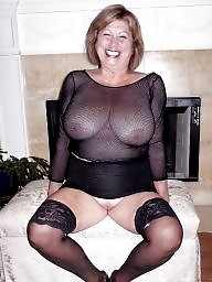 Granny, Stockings, Granny stockings, Horny