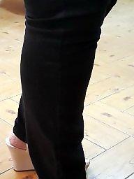 Mature feet, Amateur mature