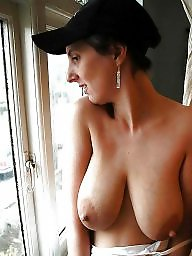 Saggy tits, Saggy, Saggy mature, Long nipples, Nipple, Mature tits