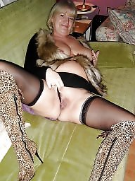 Stocking mature, Milf stockings