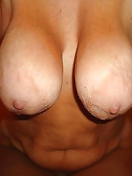 Saggy, Saggy tits, Huge tits, Huge boobs, Big nipples, Areola