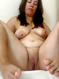 Bbw, Mom, Fat mature, Chubby, Spreading, Fat