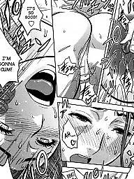 Hentai, Manga, Twins, Compilation, Twin, Hentai milf