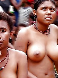 African, Boobs, Wild, Ebony boobs