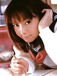 Japanese, Asian teen