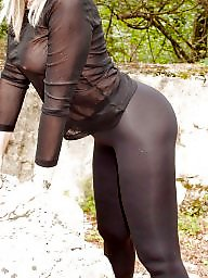 Pantyhose, Latex, Panties, Panty, Pantyhose ass, Catsuit