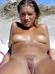Mature beach, Nudist, Sexy, Nudists, Mature pussy, Teen beach