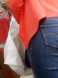Jeans, Latin, Ass latin