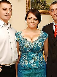 Russian, Busty, Busty russian, Womanly, Russian boobs