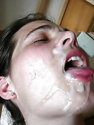 Facial, Blowjob, Facials