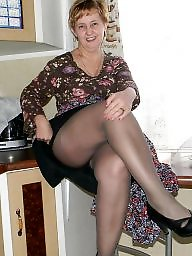 Mature pantyhose, Mature boobs, Amateur pantyhose, Pantyhose mature