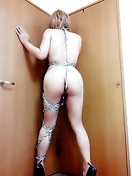 Asian bdsm, Chained, Asian fuck