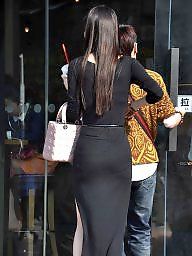 Chinese, Girl, Public voyeur, Pretty, Public asian, Chinese girl