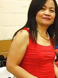 Aunt, Asian milf, Milf asian