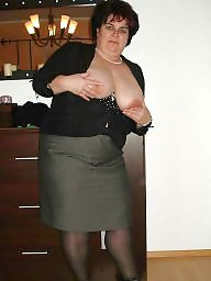Lady, Bbw mature amateur