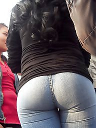 Bbw, Candid ass, Spanish, Candid, Hot bbw, Cam