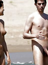 Nudist, Hanging, Nudists, Couple amateur, Public nudity