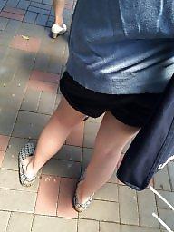 Legs, Milf stockings, Leg