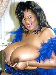 Ebony mature, Ebony big boobs