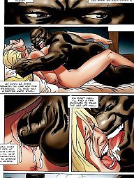 Cartoon, Interracial cartoon, Interracial, African, Interracial cartoons, Bdsm cartoon