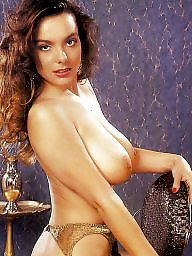 Vintage, Boobs, Big, Brunette, Big boobs, Big boob