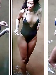 Ebony, Hidden, Black girls, Hidden cam