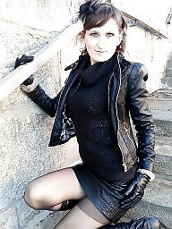 Leather, Womanly