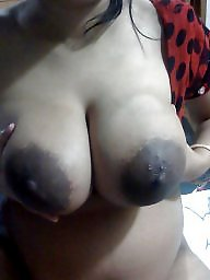 Big nipples, Mature women