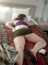 Sleeping, Sleep, Upskirt, Tease, Teasing, Milf upskirt
