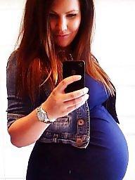 Pregnant, Empty, Balls, Pregnant teen, Pregnant babe