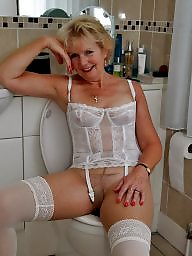 Blonde mature, Mature stockings, Mature blonde, Blond mature, Mature blond
