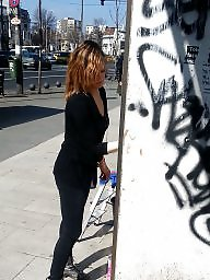Street, Spy, Faces, Romanian, Hidden cam, Teen voyeur