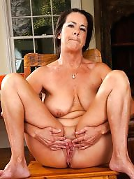 Milf, Whore, Swallow, Mature whore, Mature brunette, Brunette mature