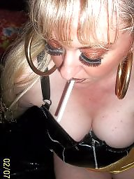 Smoking, Smoke, Milf blowjob