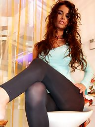 Pantyhose, Spandex, Legs, Stockings, Leg