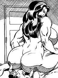 Ass, Art