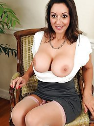 Mom, Moms, Matures, Mature mom, Mom stocking