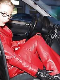 Latex, Boots, Leather, Pvc, Mature latex, Mature porn