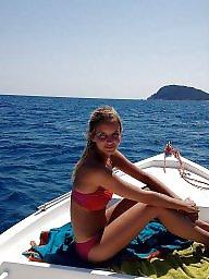 Teen beach, Bikini amateur
