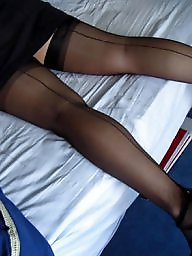 Stockings, Amateur stockings