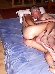 Amateur mature, Husband